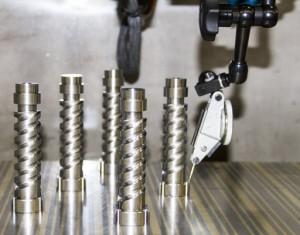 Pièces métallique de précision